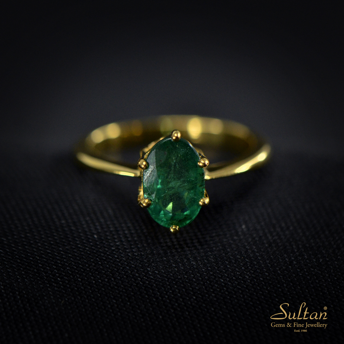 Sultan- Custom Designed Handmade Fine Jewellery